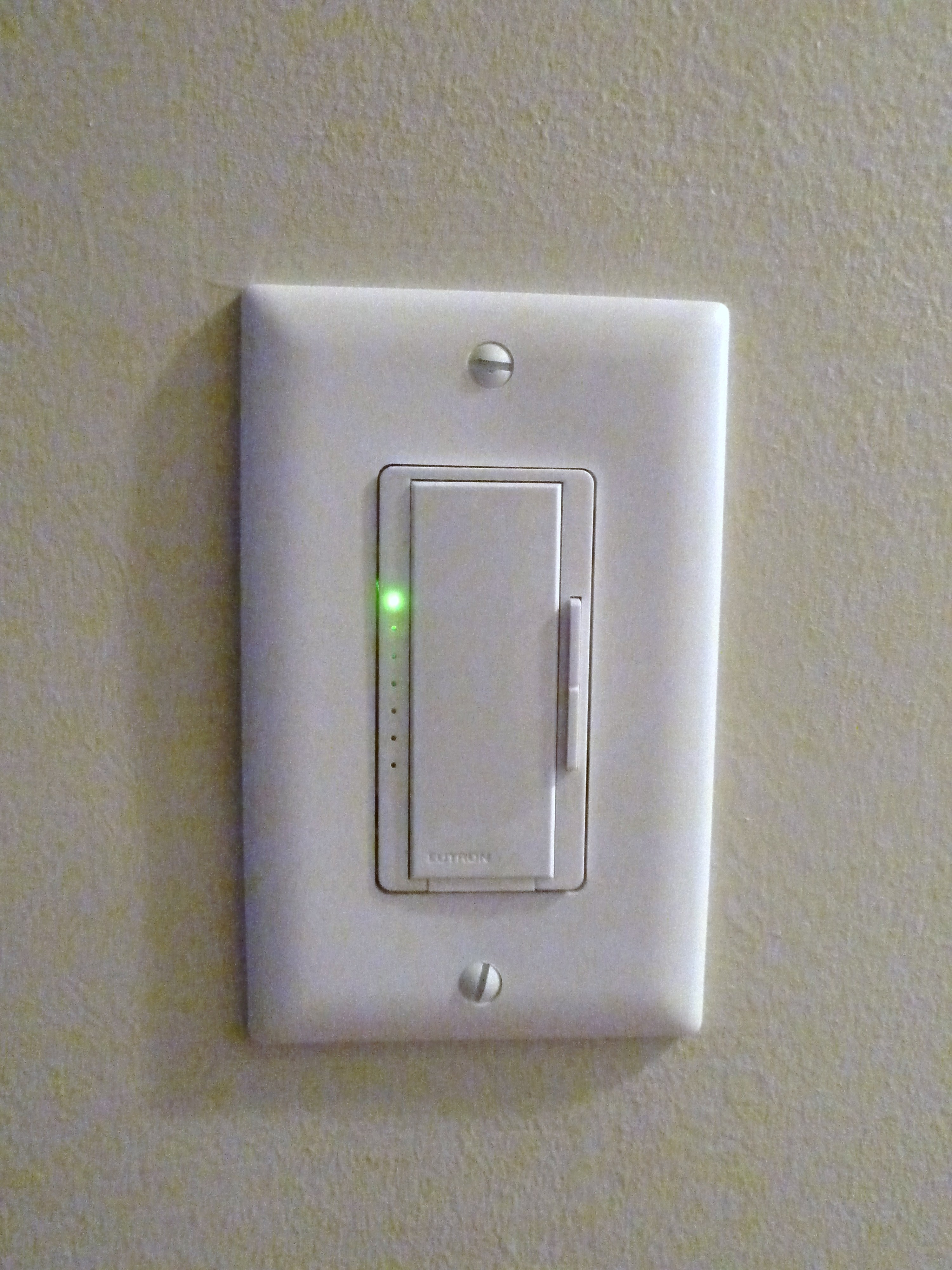 Light switch | The Mace Place
