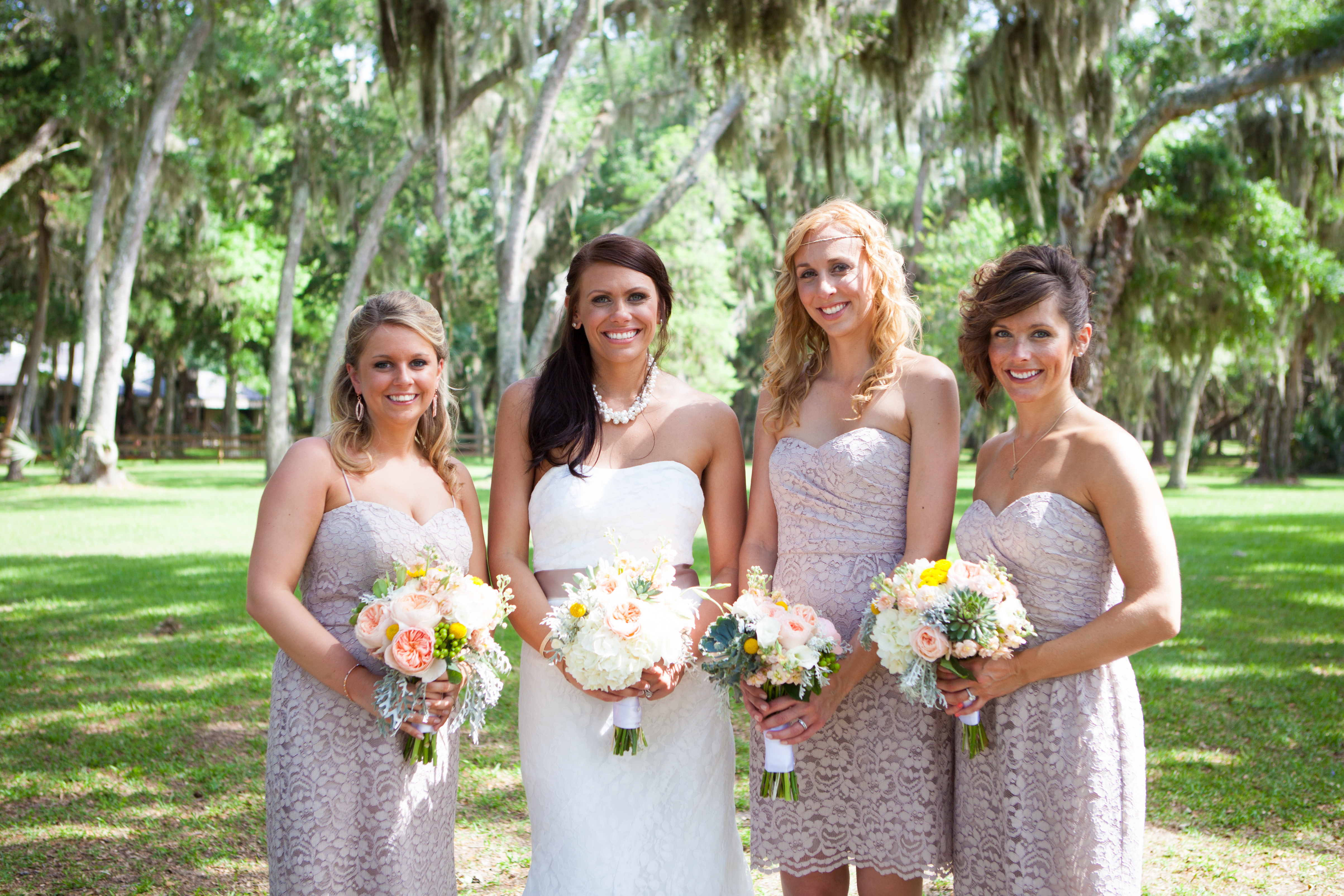 Davids bridal the mace place tan bridesmaid dresses ombrellifo Gallery